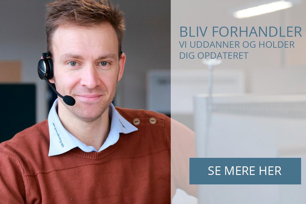 SecPro Sikring A/S | Bjørn - Bliv forhandler