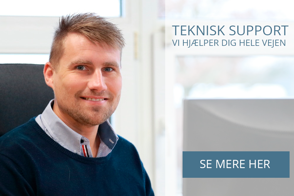 SecPro Sikring A/S | Anders - Teknisk support