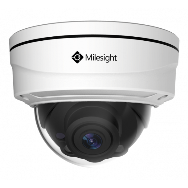 Milesight Pro Dome 2,0MP Starvis IP-kamera