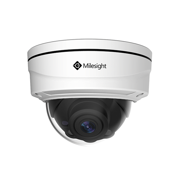 Milesight Pro Dome 2,0MP Starvis IP-kamera