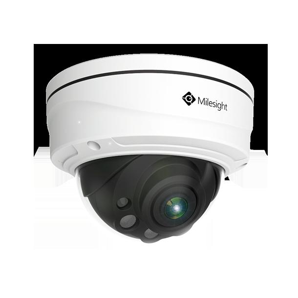 Milesight Pro Dome (4K) 8,0MP IP-kamera